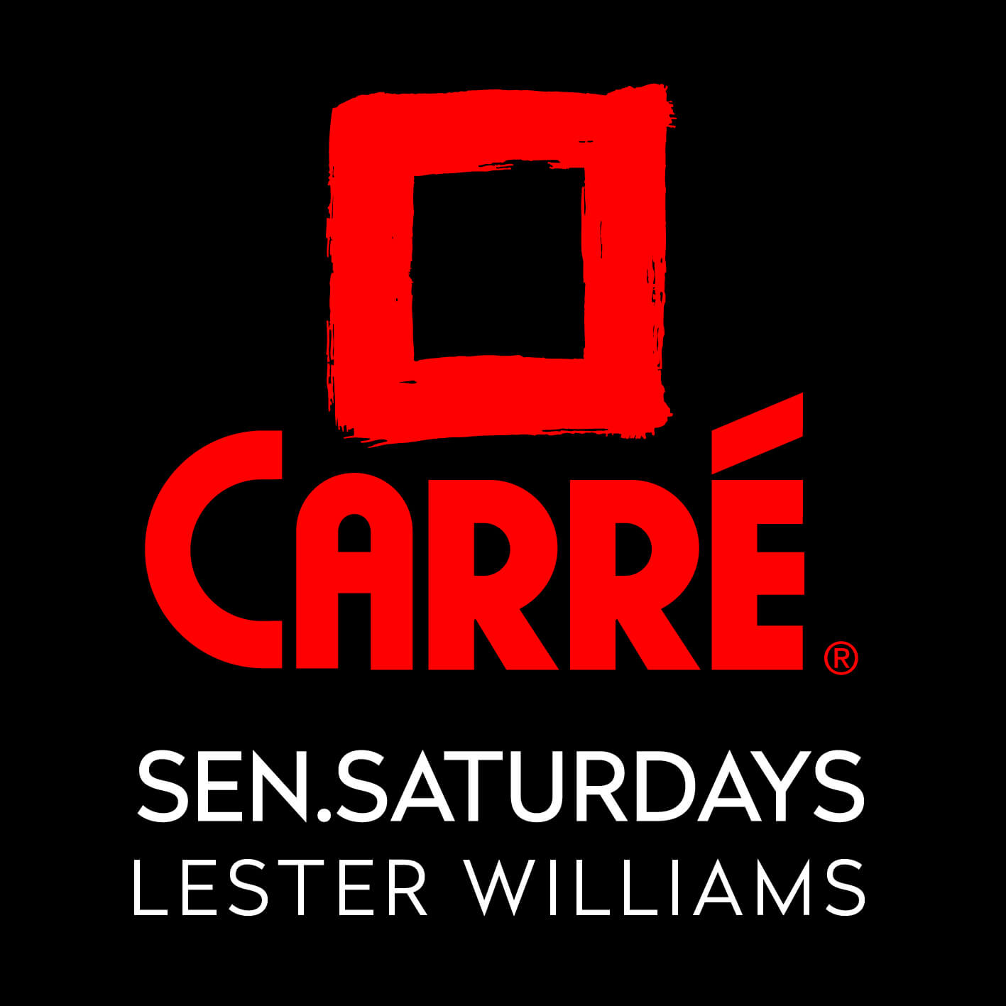 Carré Sen.Saturdays